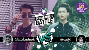 formula 4 isyraf danish syafx vs asad motawh instafamous battle youtube