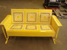 Retro Glider Sofa by Articles With Retro Patio Glider Chair Tag Charming Retro Porch