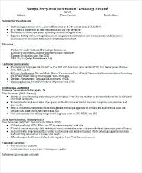 Information Technology Resume Objective Topshoppingnetwork Com U2013 Resume Sample Ideas