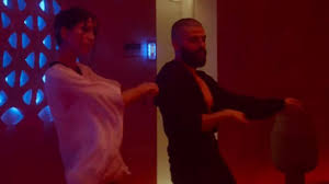 oscar isaac says unforgettable u0027ex machina u0027 dance scene was cut in