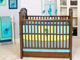 Teal Crib Bedding Sets New Pam Grace Creations Zigzag 10 Piece Baby Crib Bedding Set