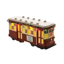 department 56 a story streetcar 4053045