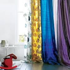Apartment Curtain Ideas Inspiration Window Curtains Apartment Therapy