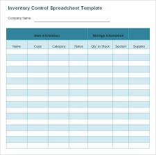 Simple Inventory Sheet Template Inventory Spreadsheet Template 45 Free Word Excel Documents