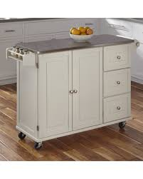 stainless steel topped kitchen islands amazing deal on kuhnhenn kitchen island with stainless steel top