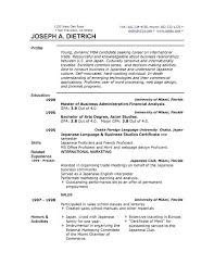 performance resume sample marketing executive resume sales example