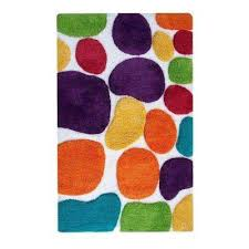 Green Bathroom Rugs Multi Colored Bath Rugs U0026 Mats Mats The Home Depot