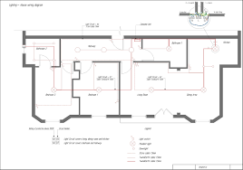 residential electrical wiring diagrams pdf for floor plan lights