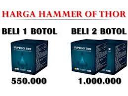 jual obat hammer of thor di sumatera barat obat hammer of thor