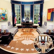 oval office redesign instyle com