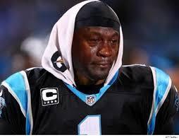 Cam Newton Memes - sad cam newton crying michael jordan know your meme