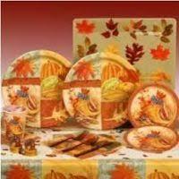 thanksgiving disposable plates divascuisine