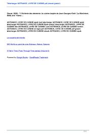 livre cuisine pdf gratuit télécharger astrance livre de cuisine pdf ebook gratuit