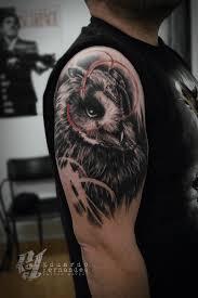 owl tattoos eduardo fernandes