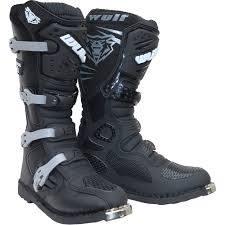motorcycle road boots wulf track star motocross boots off road mx moto sports dirt bike