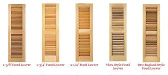 Wooden Louvre Blinds Exterior Wooden Shutters Elegant Wood Panel Shutters From