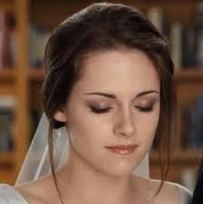 get the look kristen stewart u0027s wedding makeup in twilight u0027s