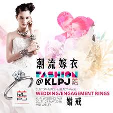wedding shoes kl 五月 潮流嫁衣 fashion klpj wedding fair may 2016 promotes