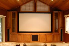 home theater projector stand home theater is nearly done revo home theatre with a twist this