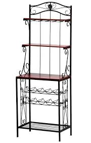 metal wine rack table wine racks metal wine rack table bakers rack with wine glass