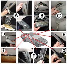 Interior Car Roof Liner Repair Bmw E36 3 Series Headliner Replacement 1992 1999 Pelican