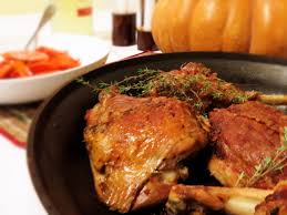 bacon turkey thanksgiving how to make turkey confit a new thanksgiving tradition sweet savant