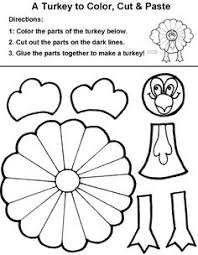 printable thanksgiving toddler activities thanksgiving blessings