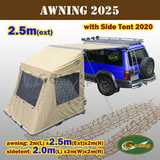 Car Awnings Brisbane G Camp 2025 Awning Pop Up Side Tent Roof Top Camper Trailer 4wd