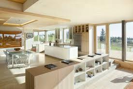 salon sejour cuisine ouverte salon sejour cuisine 60m2 interieur maison cuisine ouverte artizup