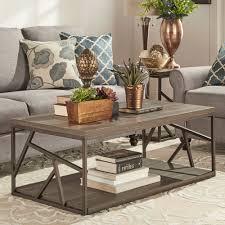 Living Room Sofa Tables by Adelaide Geometric Coffee Table