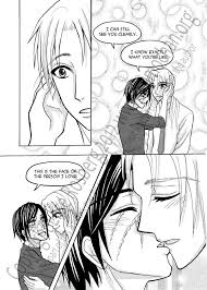 What Is Blind Manga Love Is Blind 06 Preview By Hyacinthess On Deviantart