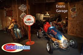 evan u0027s garage showcases vintage car collection museum