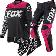 custom motocross jerseys fox racing hc 180 women u0027s package deal chaparral motorsports