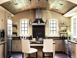 Cottage Style Kitchen Design - trendy english cottage style kitchen come with rectangle shape