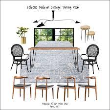 living room qd eclectic impressive modern cottage dining room am