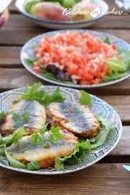 cuisiner les sardines sardines à la chermoula recettes recette marocaine