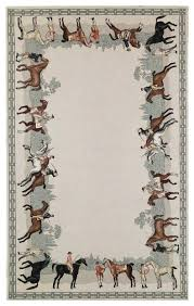 themed rug need to find area rug with equestrian theme