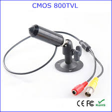 mini concealed hd cmos 800tvl bullet mini concealed cctv security camera with
