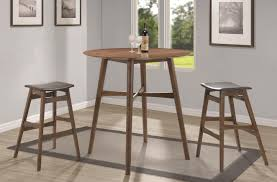 Bobs Furniture Kitchen Table Set by Kitchen Perfect For Kitchen And Small Area With 3 Piece Dinette
