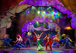 review mermaid paramount theatre chicago theater beat