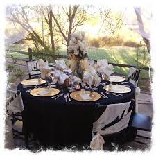 Black Gold Wedding Decorations Black Gold And Ivory Wedding Ideas