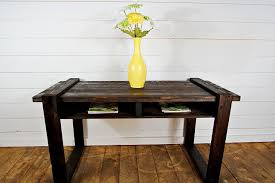 Diy Large Desk Large Desk Table Free Diy Plans Check Out More Diy Projects