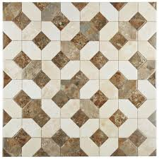 Floor And Decor Corona 18x18 Ceramic Tile Tile The Home Depot