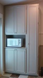 Image Result For Microwave In Pantry Cabinet KITCHEN REMODEL - Kitchen microwave pantry storage cabinet