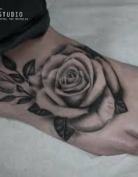 best 25 realistic rose tattoo ideas on pinterest realistic rose