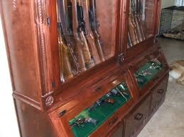 free gun cabinet plans with dimensions so you want a custom gun cabinet pic heavy