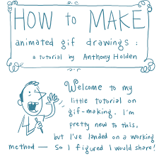 How To M by Sketch Adventure How To Make Animated Gifs A Brief Tutorial
