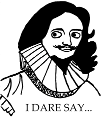 I Say Meme - i dare say know your meme