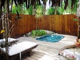 inspiring small backyard designs with tubs photo design ideas