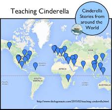 teaching cinderella stories from around the world the logonauts